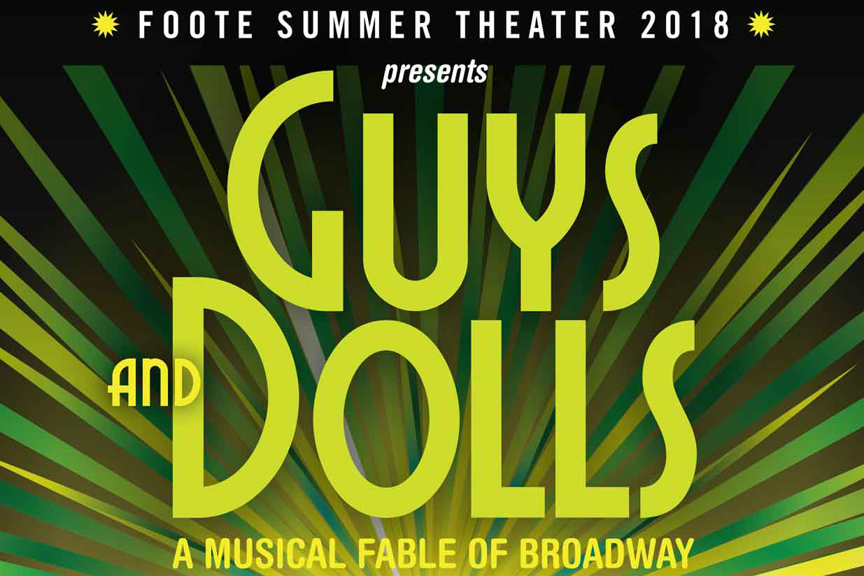 'Guys & Dolls' Tickets Available Now