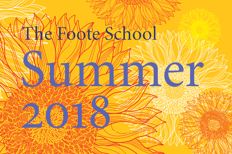 Summer at Foote!